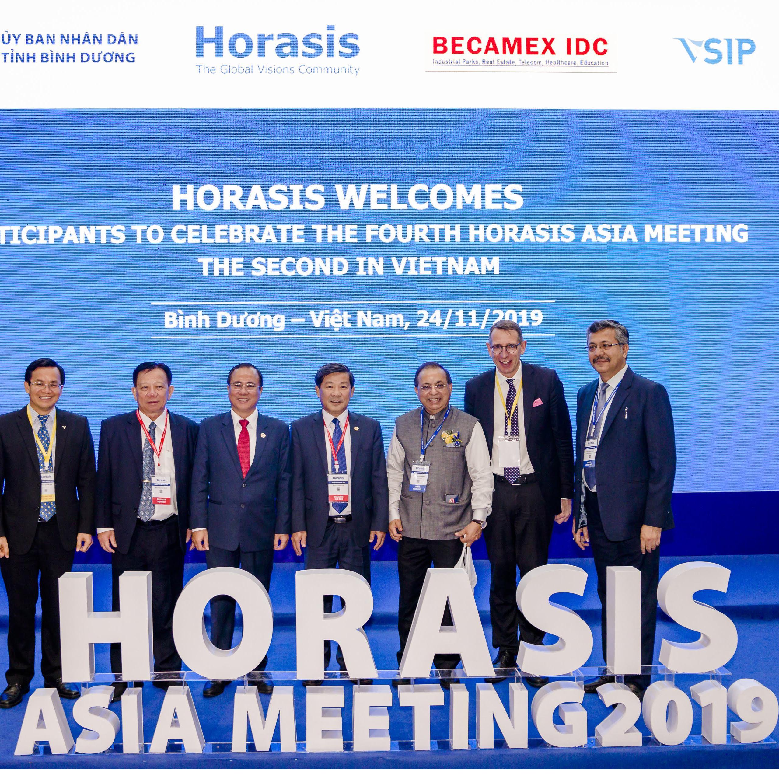 DIỄN ĐÀN HỢP TÁC KINH TẾ CHÂU Á - HORASIS ASIA MEETING 2019