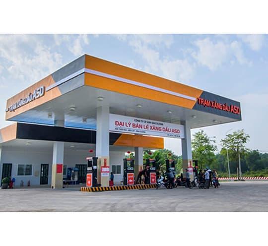 Trạm xăng dầu